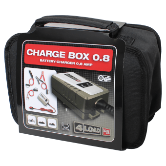 Chargeur piles Charge Box 0.8