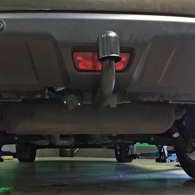 Rameder Attelage d/émontable avec Outil pour Nissan X-Trail Faisceau 7 Broches 130167-06399-1-FR