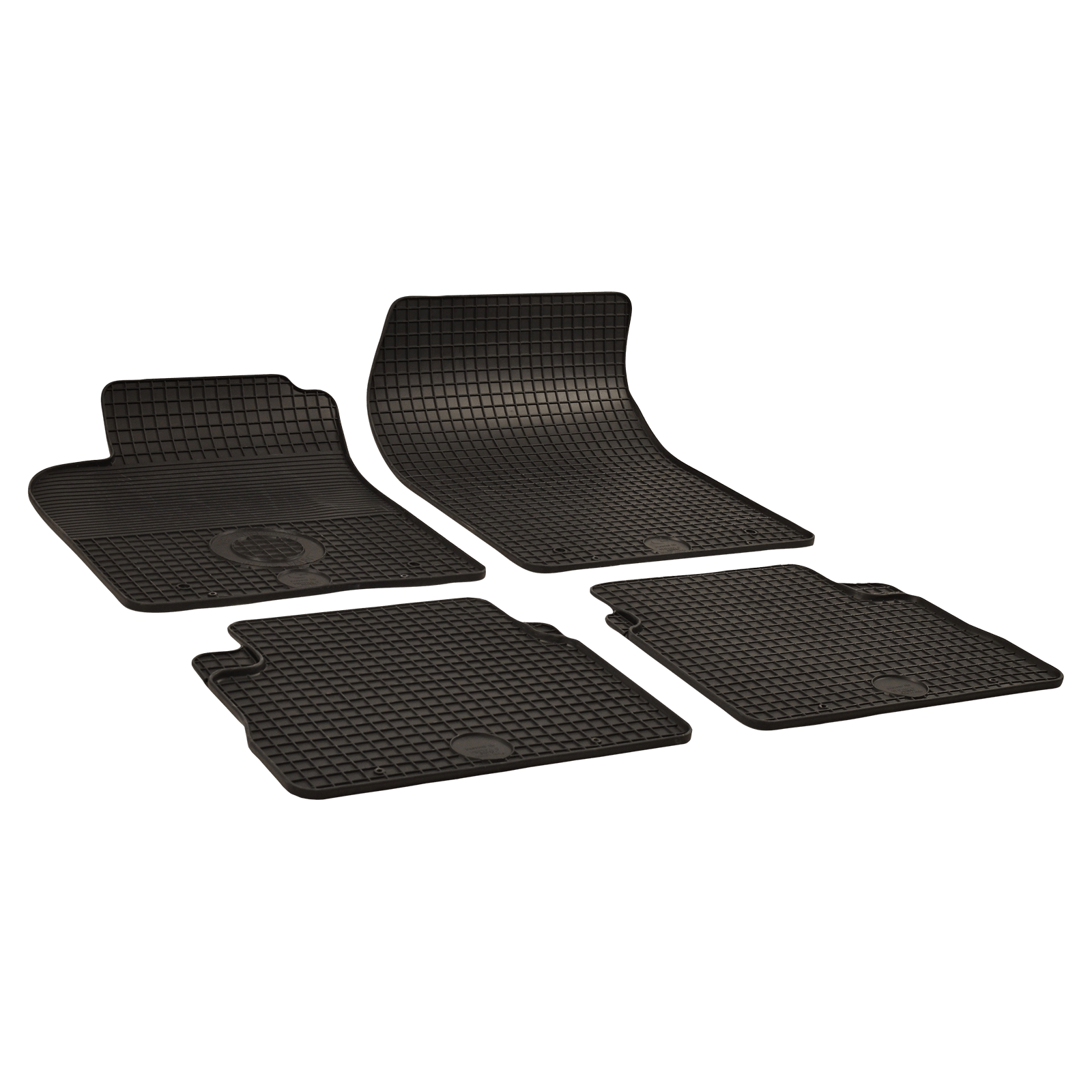 tapis de sol en caoutchouc anthracite pour opel vectra c gts bj. Black Bedroom Furniture Sets. Home Design Ideas