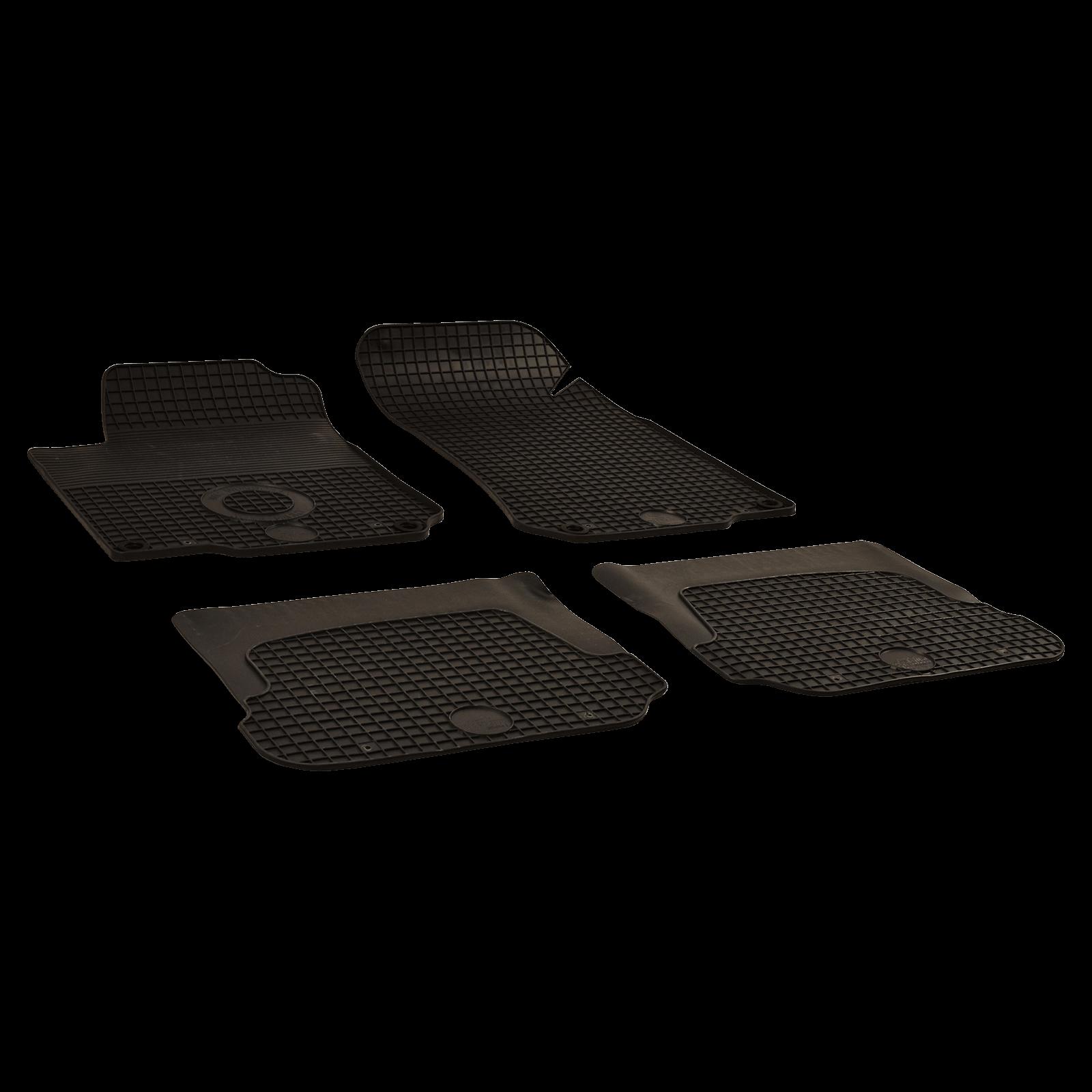 tapis de sol en caoutchouc anthracite pour vw golf iv variant bj. Black Bedroom Furniture Sets. Home Design Ideas