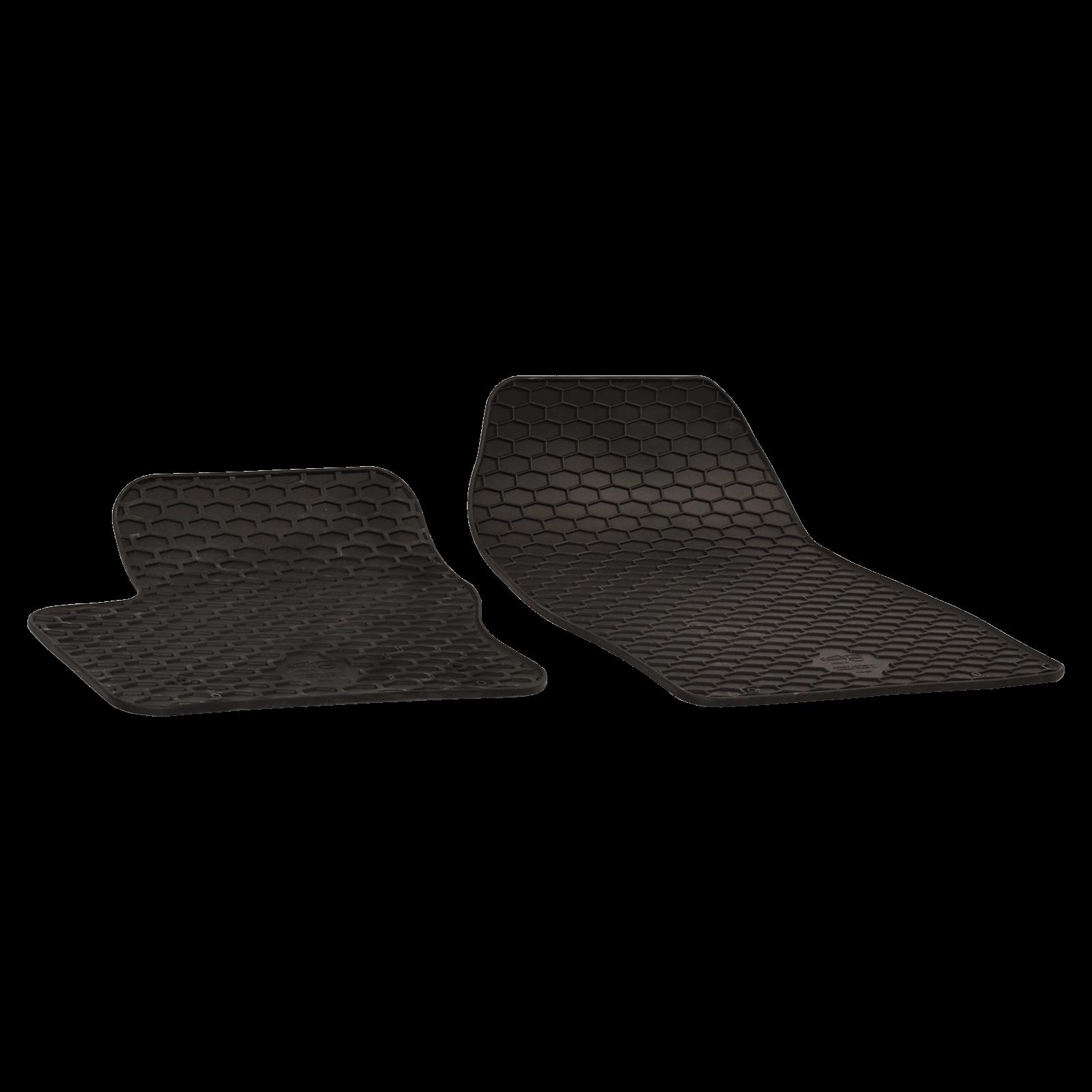 tapis de sol en caoutchouc noir pour ford tourneo connect grand tourneo connect kombi bj 09 13