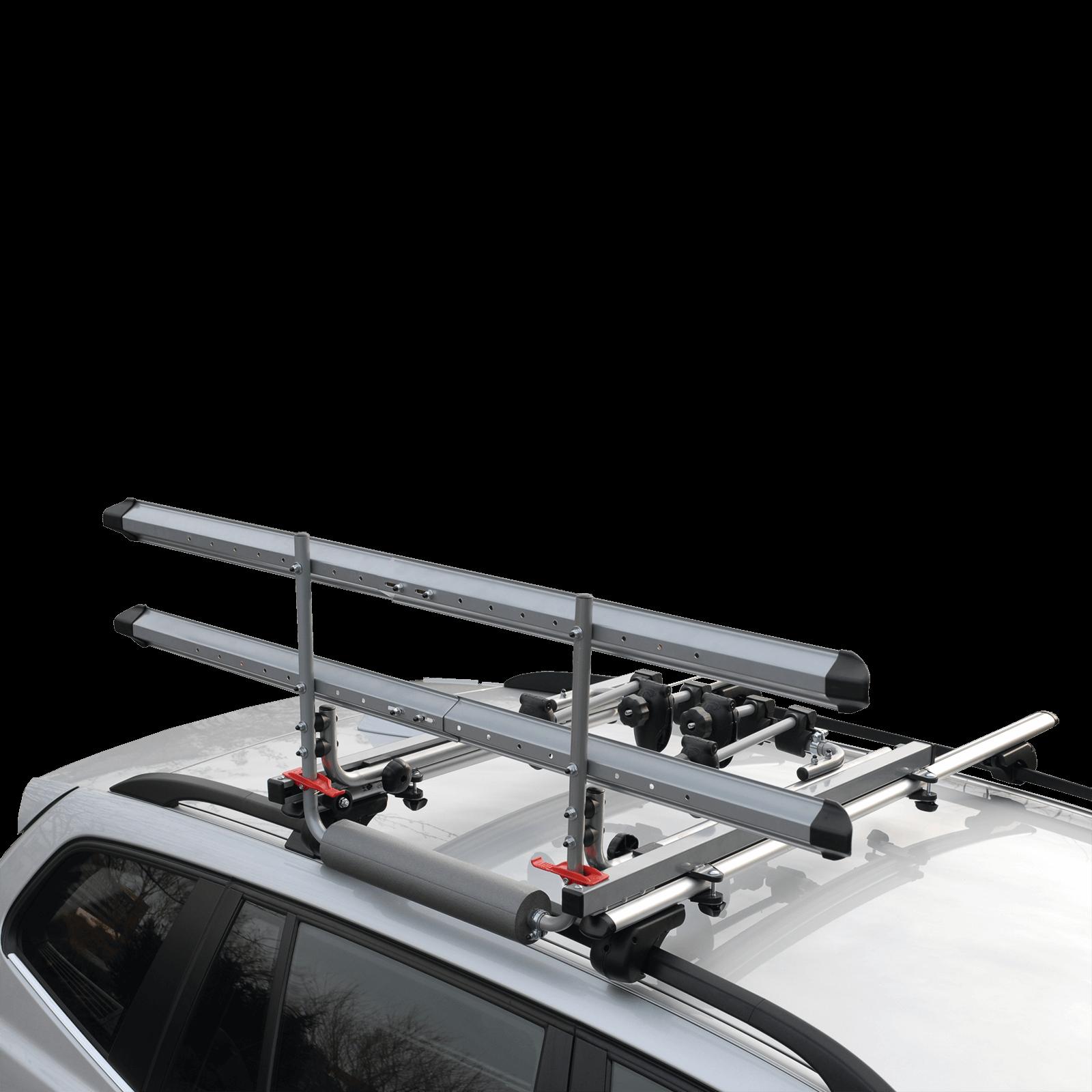 Porte velos de toit Porte velos de toit Dachlift Evolution pour 2