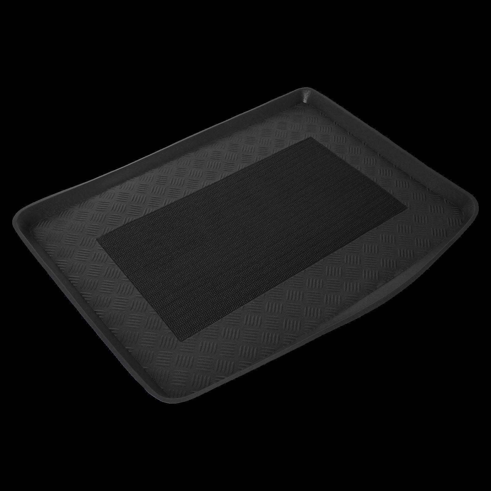 bac coffre noir pour fiat 500x bj. Black Bedroom Furniture Sets. Home Design Ideas