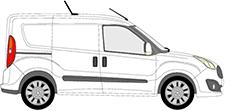 COMBO Camionnette/Monospace (X12)