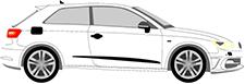A3 (8V1, 8VK)