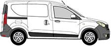 DOKKER Express Camionnette/Monospace