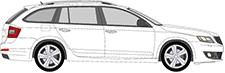 OCTAVIA III Combi (5E5, 5E6)