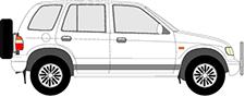 SPORTAGE SUV (K00)