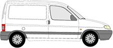 BERLINGO / BERLINGO FIRST Camionnette (M_)