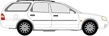 MONDEO II Clipper (BNP)