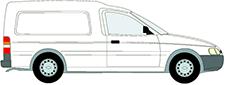 ESCORT '91 Courrier (AVF)