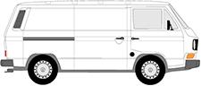 TRANSPORTER III Camionnette