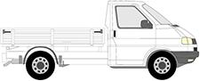 TRANSPORTER IV Camion plate-forme/Châssis (70E, 70L, 70M, 7D