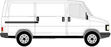 J5 Camionnette (280L)