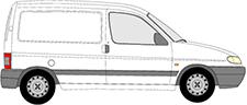 PARTNER Camionnette (5_, G_)