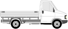 J5 Camion plate-forme/Châssis (280L)