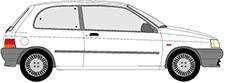 CLIO I (B/C57_, 5/357_)