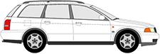A4 B5 Avant (8D5)