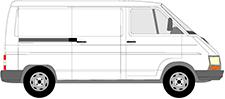 TRAFIC Camionnette (TXX)