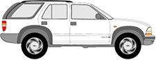 BLAZER S10