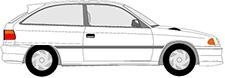 ASTRA F 3/5 portes (T92)