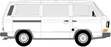 TRANSPORTER III Autobus/Autocar