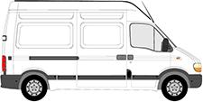MOVANO Fourgon (X70)