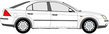 MONDEO III (B5Y)