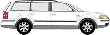 PASSAT B5.5 Variant (3B6)