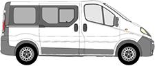 TRAFIC II Autobus/Autocar (JL)