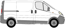 TRAFIC II Camionnette (FL)