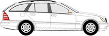CLASSE C T-Model (S203)