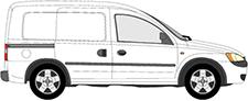 COMBO Camionnette/Monospace