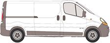 PRIMASTAR Camionnette (X83)