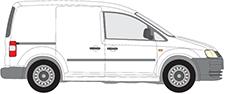 CADDY III Camionnette/Monospace (2KA, 2KH, 2CA, 2CH)