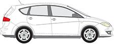 ALTEA XL (5P5, 5P8)