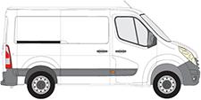 MASTER III Camionnette (FV)