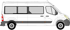 MASTER III Autobus/Autocar (JV)